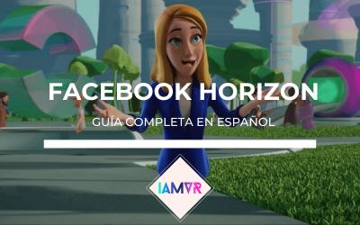 FACEBOOK HORIZON GUÍA EN ESPAÑOL