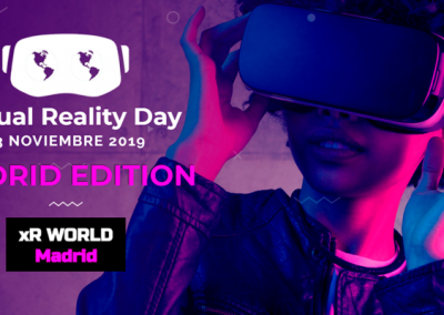 VIRTUAL REALITY DAY MADRID
