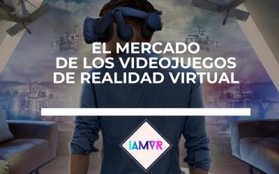 EL MERCADO DE LOS VIDEOJUEGOS DE REALIDAD VIRTUAL